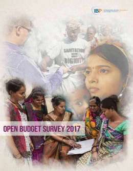 OBS 2017 Global Report Cover